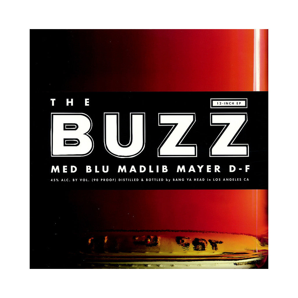<!--2014010329-->MED & Blu - 'The Buzz (INSTRUMENTAL)' [Streaming Audio]