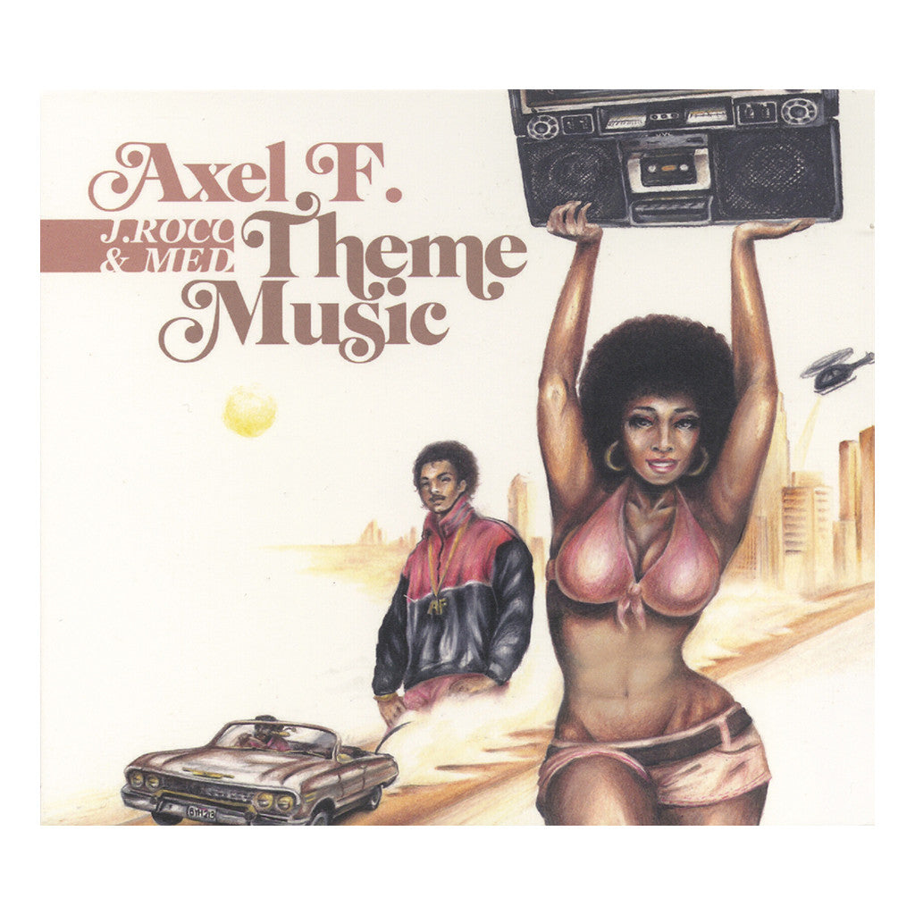 <!--2014120318-->Axel F. - 'Screechin White Walls' [Streaming Audio]