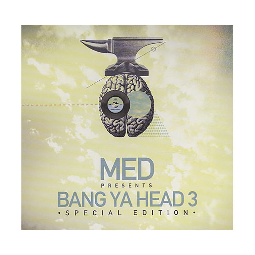 MED - 'Bang Ya Head 3' [CD]