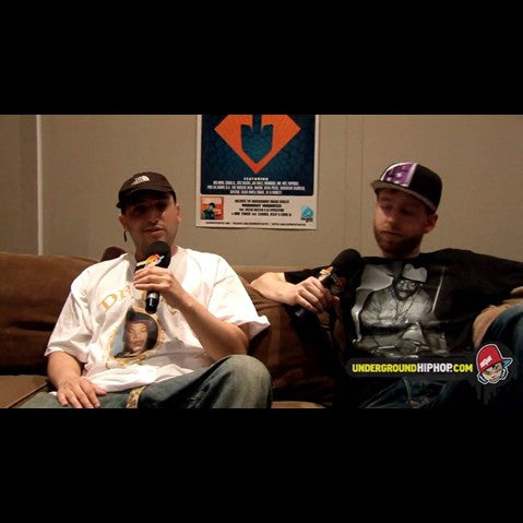 Bekay - 'Interview (At DJ Dutchmaster's Crib - New York, NY - 4/4/09)' [Video]