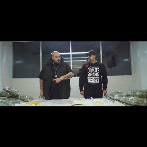 Berner & B-Real - 'FTB (For The Bud)' [Video]