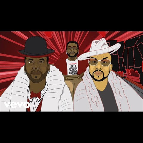 Big Boi - 'In the South' [Video]