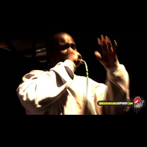 Blaq Poet - 'Bang This (Live At Harper's Ferry - Allston, MA - 7/9/09)' [Video]