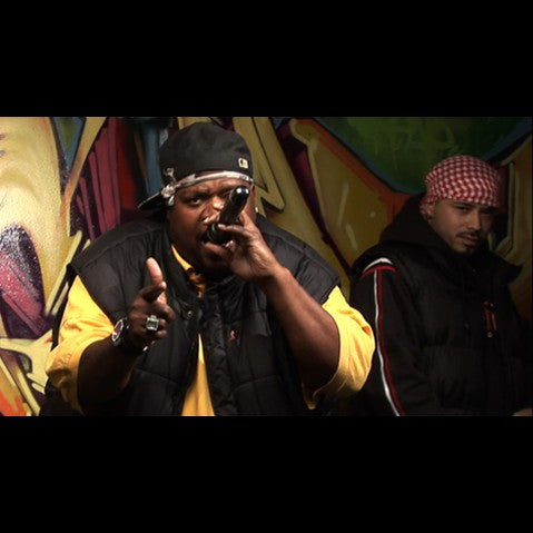 Buddha Monk & Dom Pachino - 'Exclusive (Live At The UGHH.com Retail Store - 11/11/08)' [Video]