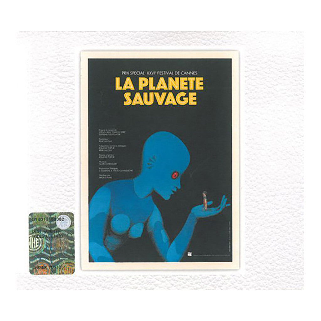 Alain Goraguer - 'La Planete Sauvage (Original Soundtrack)' [CD]
