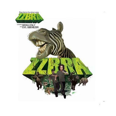 "[""ZZBRA - 'ZZBRA Soundtrack' [CD]""]"