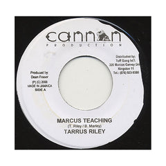 "<!--020080715014386-->Tarrus Riley - 'Marcus Teaching' [(Black) 7"""" Vinyl Single]"