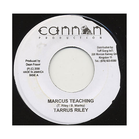 Tarrus Riley - 'Marcus Teaching' [Streaming Audio]