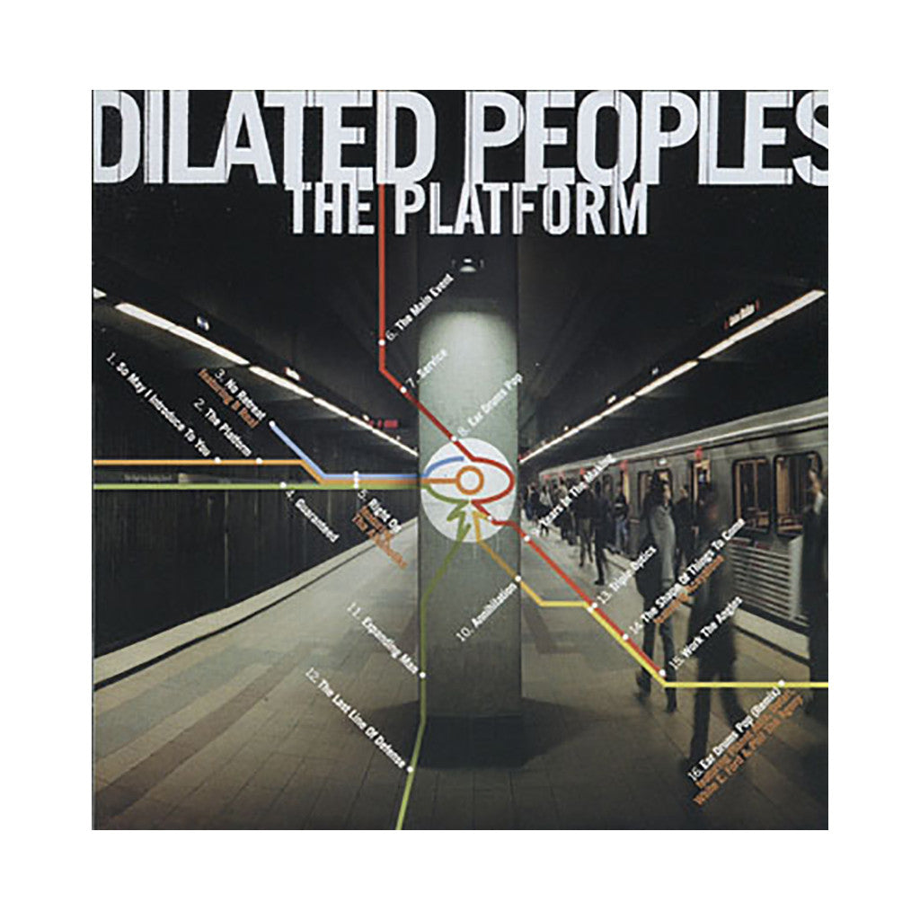 <!--020000523012373-->Dilated Peoples - 'The Platform' [CD]