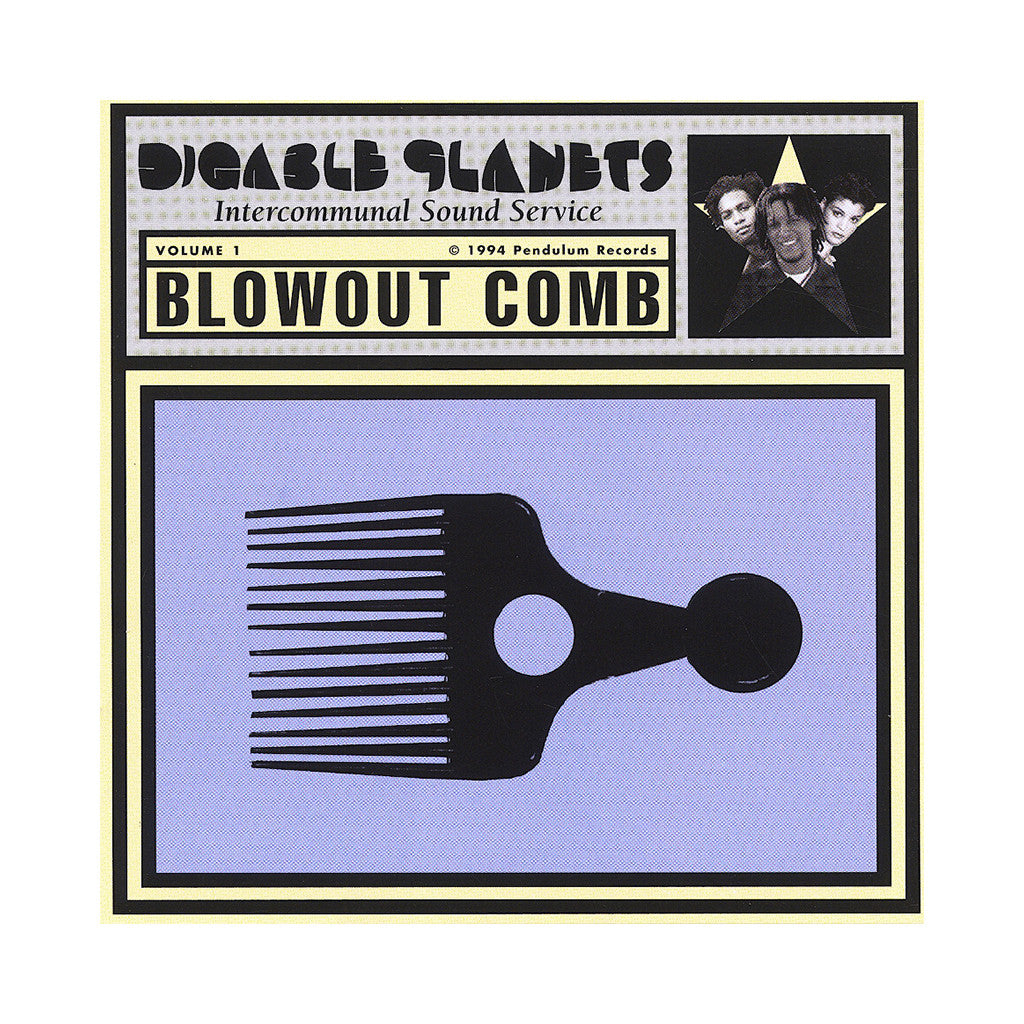 <!--119941018003972-->Digable Planets - 'Blowout Comb' [CD]