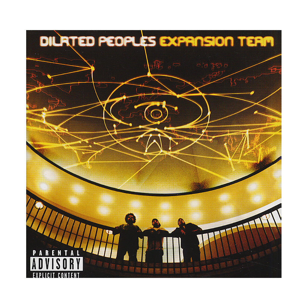 <!--2012062916-->Dilated Peoples - 'Live On Stage' [Streaming Audio]