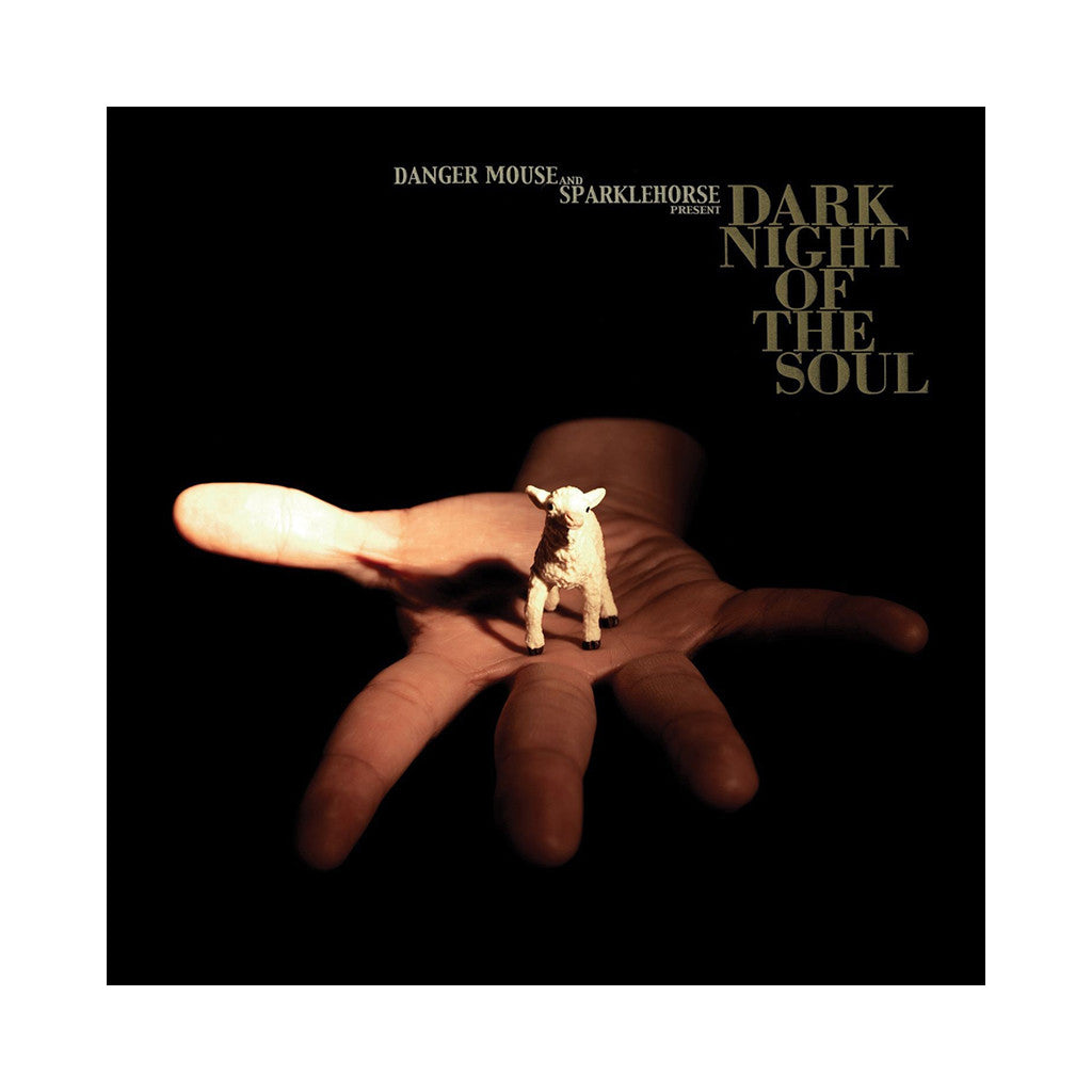 Danger Mouse & Sparklehorse - 'Dark Night Of The Soul' [CD]
