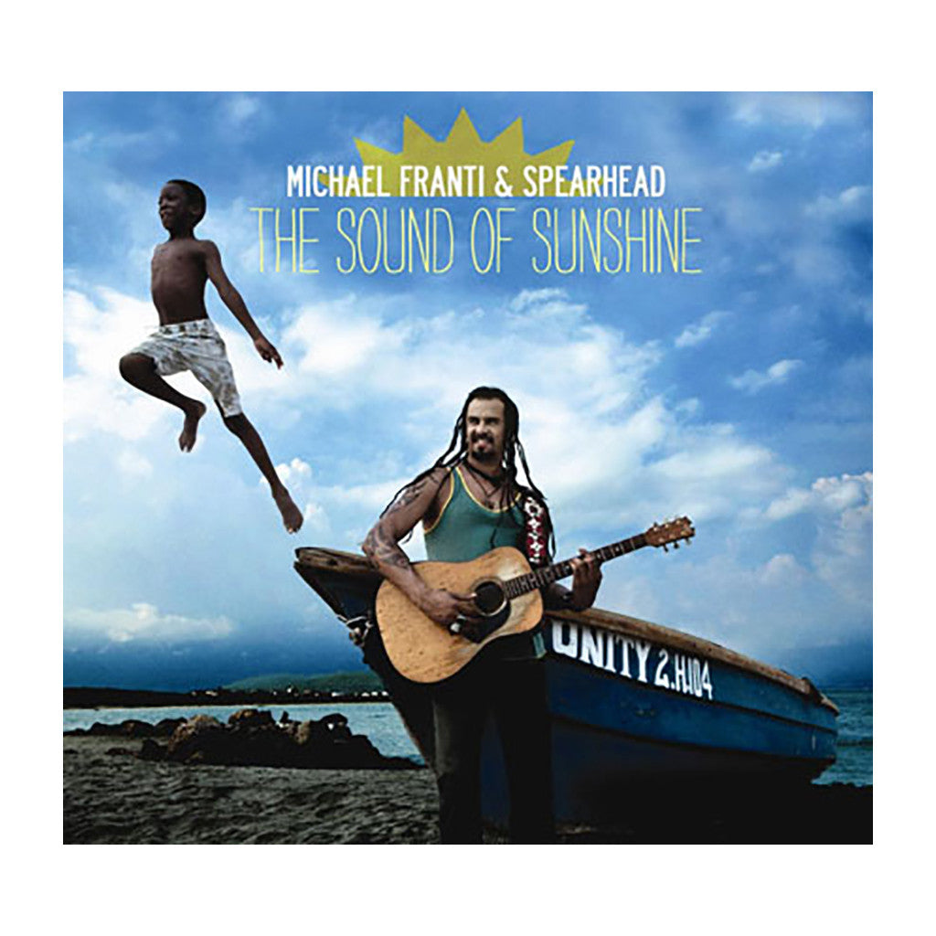 Michael Franti & Spearhead - 'The Sound Of Sunshine' [CD]