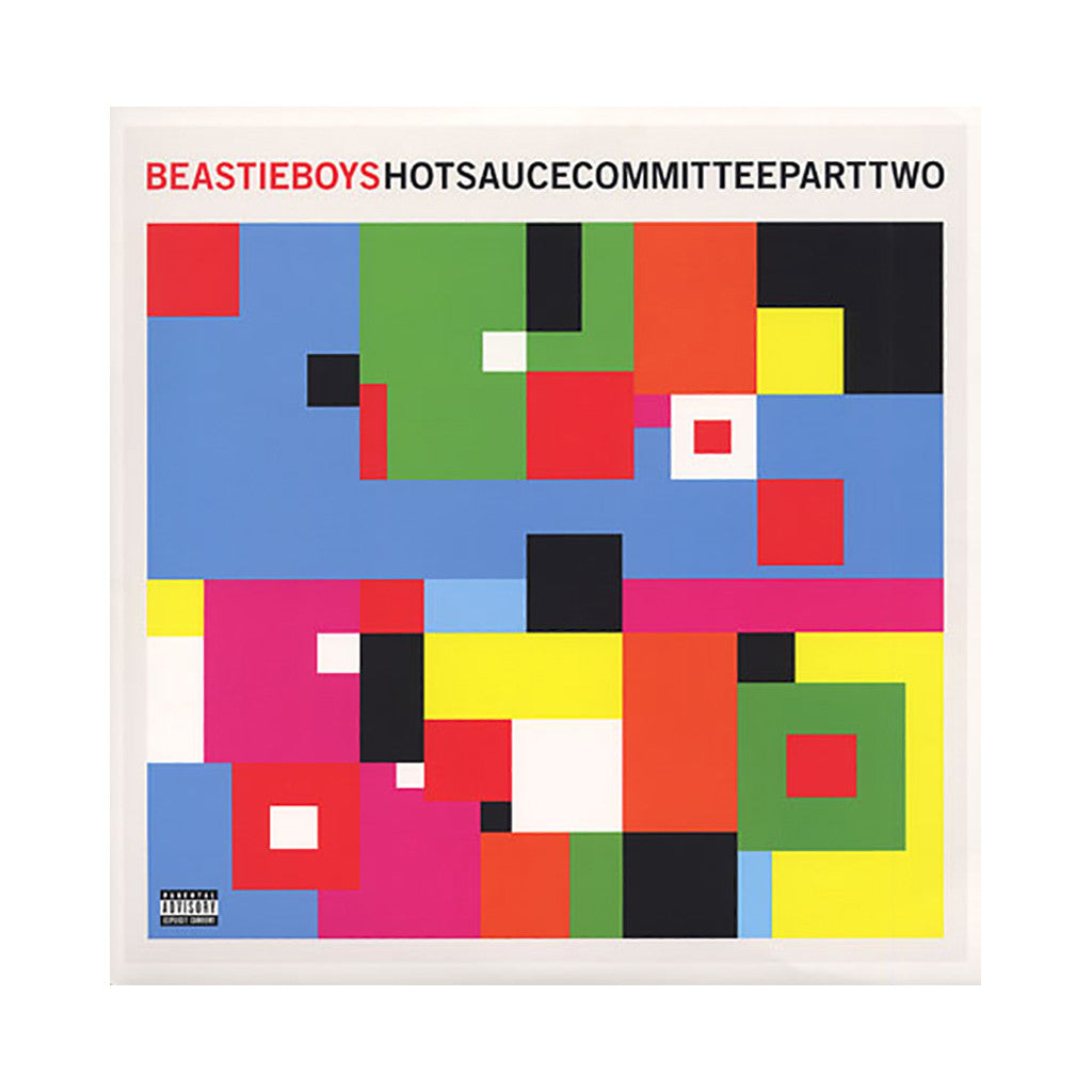<!--020110628028718-->Beastie Boys - 'Hot Sauce Committee Pt. 2' [(White) Vinyl [2LP]]