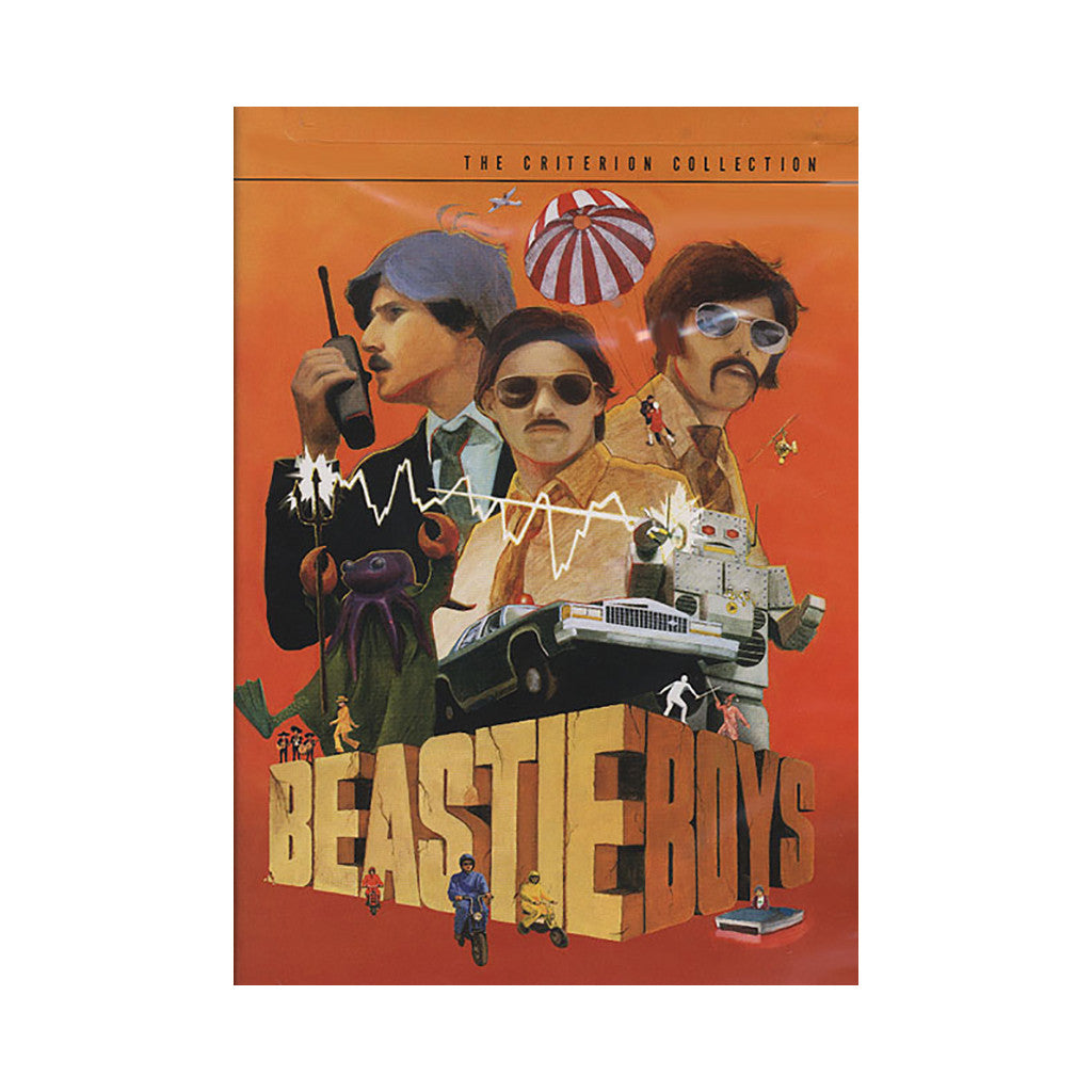 <!--019000101009977-->Beastie Boys - 'Video Anthology' [DVD]
