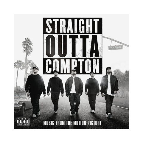 "[""Various Artists - 'Straight Outta Compton (Music From The Motion Picture)' [CD]""]"