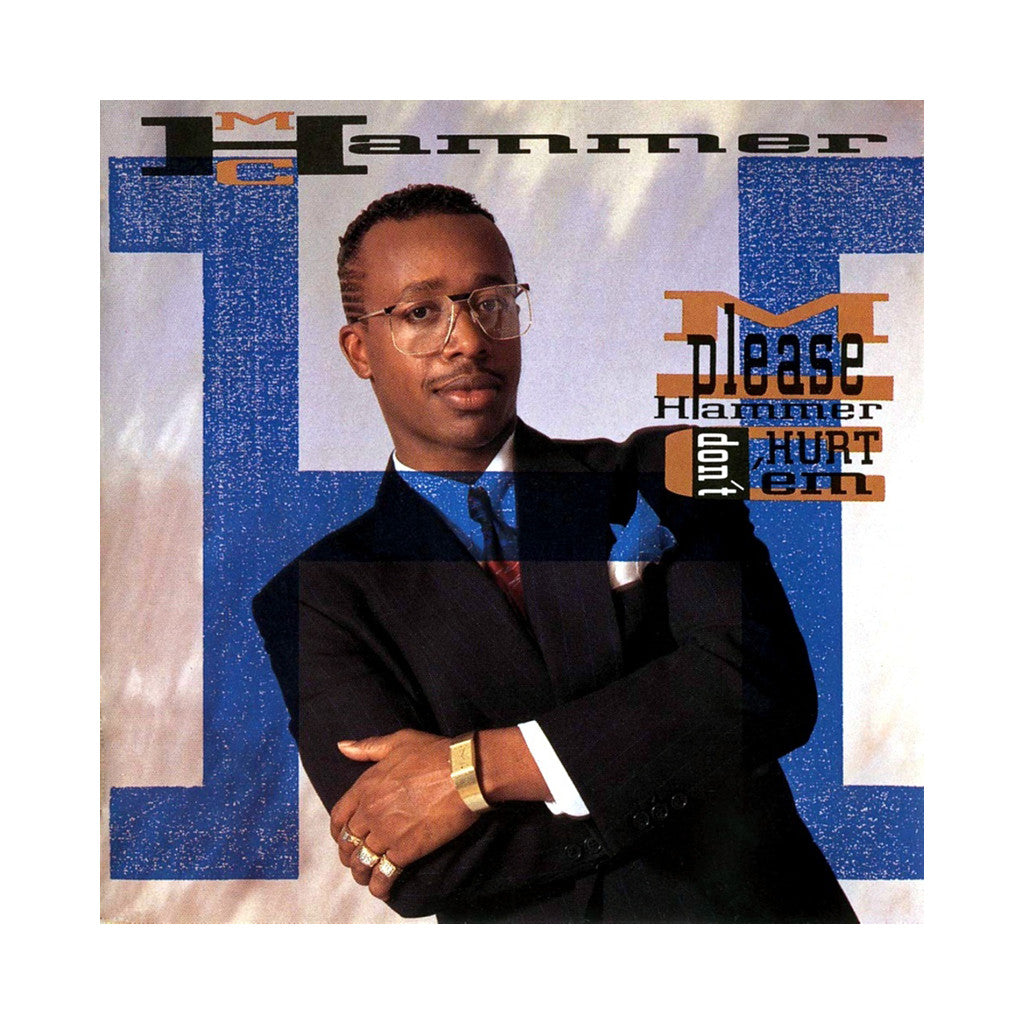 MC Hammer - 'Please Hammer Don't Hurt 'em' [(Black) Vinyl LP]