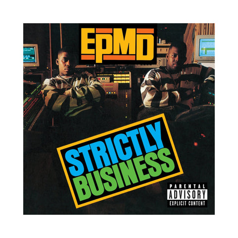 "[""EPMD - 'Strictly Business' [(Black) Vinyl [2LP]]""]"