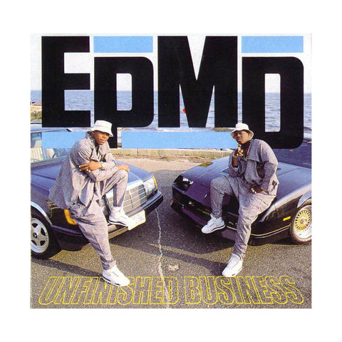 EPMD - 'Unfinished Business' [(Black) Vinyl [2LP]]