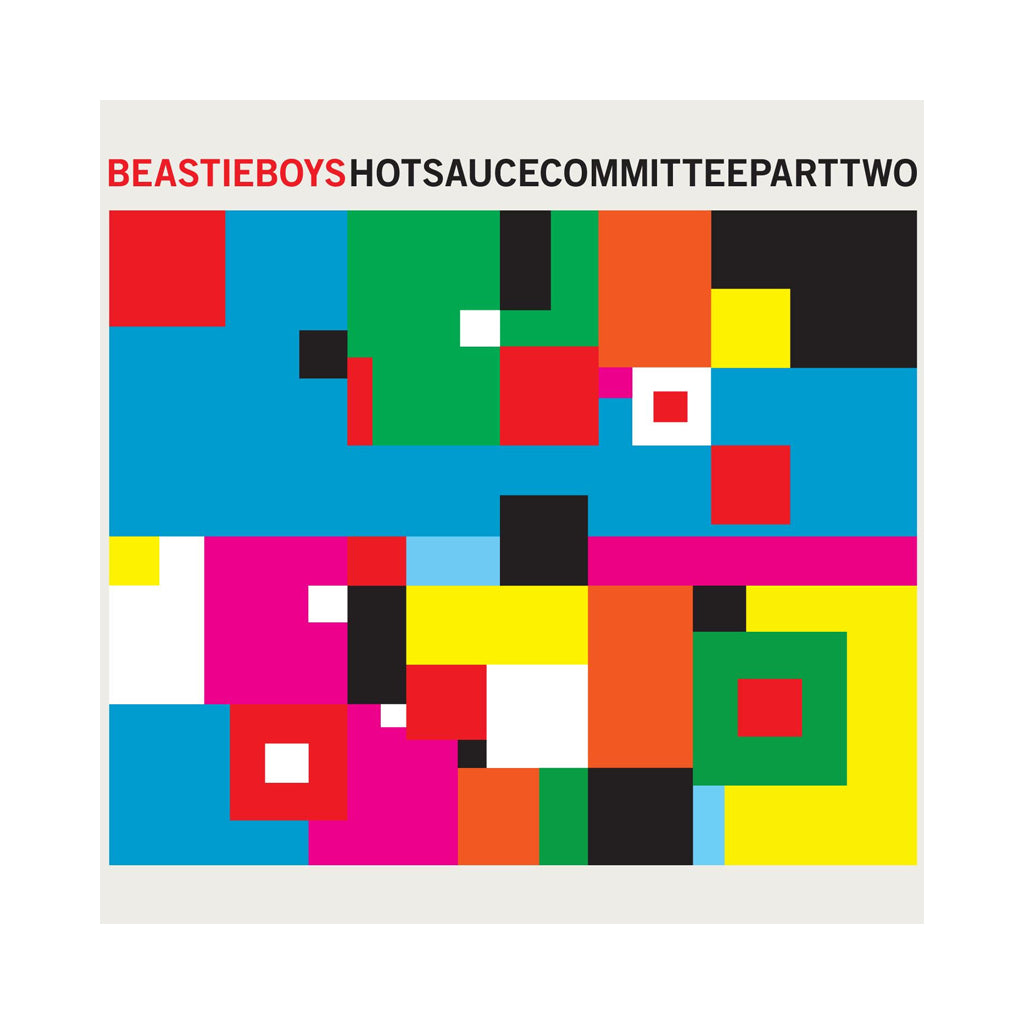 Beastie Boys - 'Hot Sauce Committee Pt. 2' [(Black) Vinyl [2LP]]