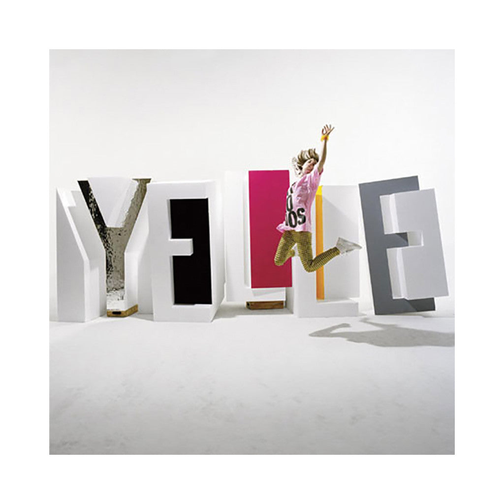 Yelle - 'Pop Up' [CD]