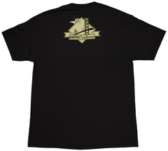 <!--2012011034-->Counter Balance Clothing x Hieroglyphics - 'Gold Rush' [(Black) T-Shirt]