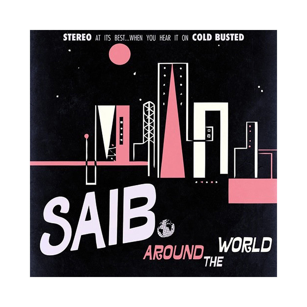 Saib - 'Around The World' [CD]