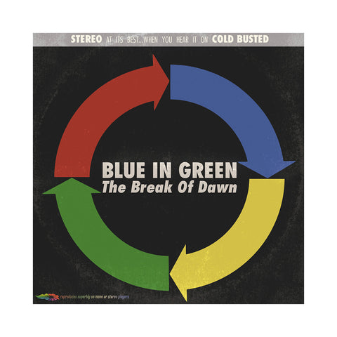 Blue In Green - 'The Break Of Dawn (Re-Issue)' [CD]