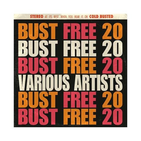 "[""Various Artists - 'Bust Free 20' [Cassette Tape]""]"