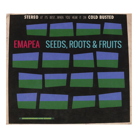 Emapea - 'Seeds, Roots & Fruits' [CD]