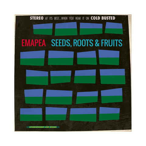 "[""Emapea - 'Seeds, Roots & Fruits' [Cassette Tape]""]"