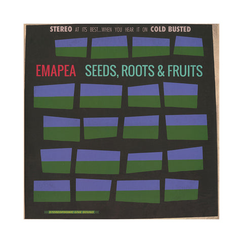 Emapea - 'Seeds, Roots & Fruits' [(Black) Vinyl LP]