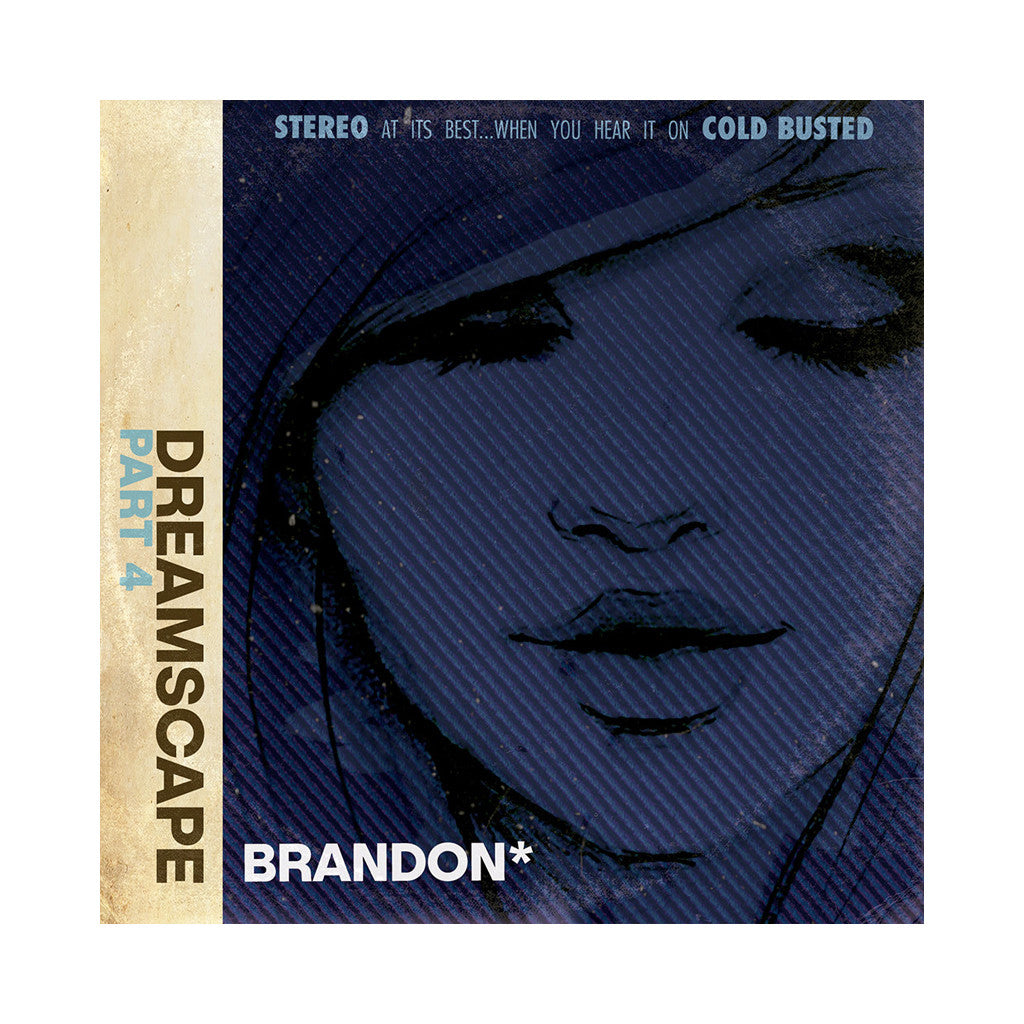 Brandon - 'Dreamscape Pt. 4' [CD]
