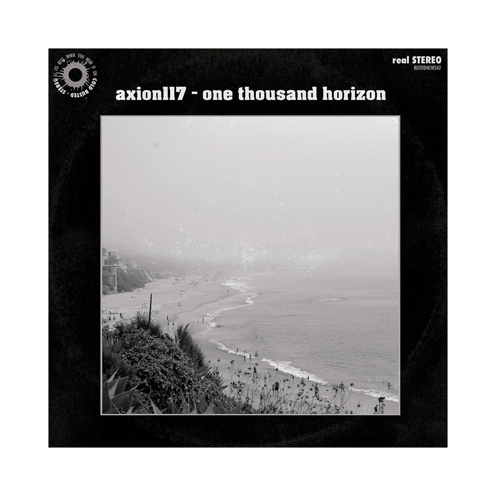 Axion117 - 'One Thousand Horizon' [CD]