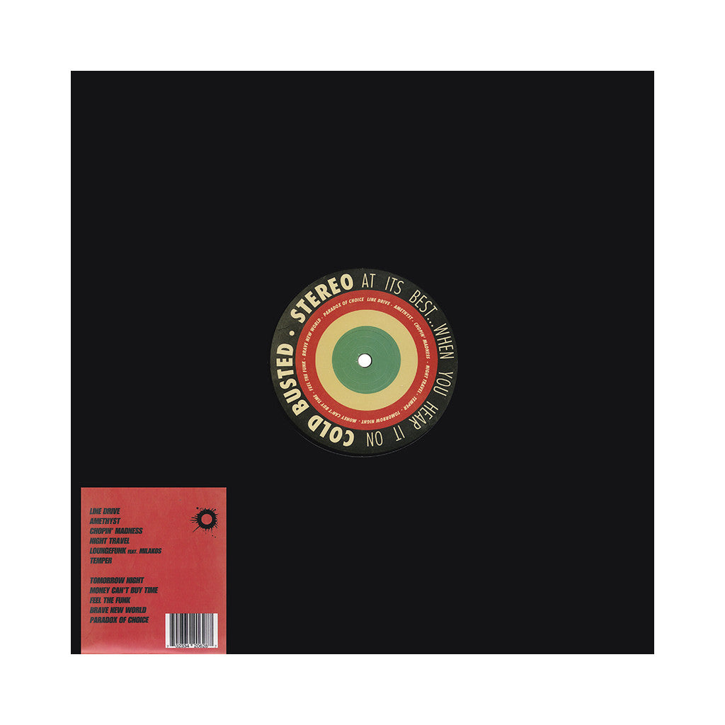 Chop Juggler - 'More Is Less' [(Black) Vinyl LP]