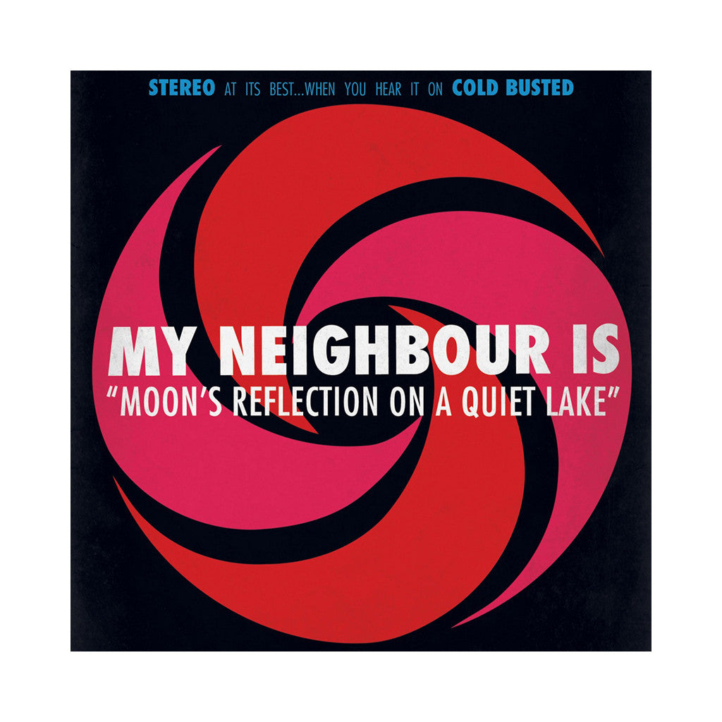 My Neighbour Is - 'Moon's Reflection On A Quiet Lake' [CD]