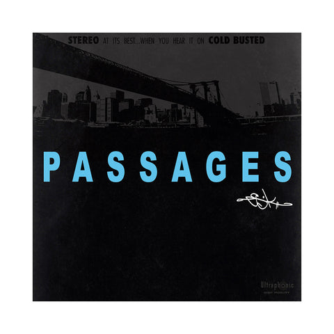 Es-K - 'Passages' [CD]