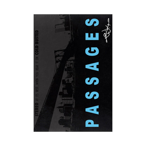 Es-K - 'Passages' [Cassette Tape]