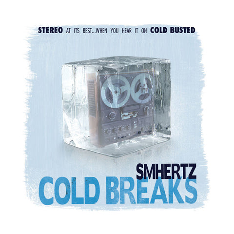 "[""SMHERTZ - 'Cold Breaks' [(Black) 7\"" Vinyl Single]""]"