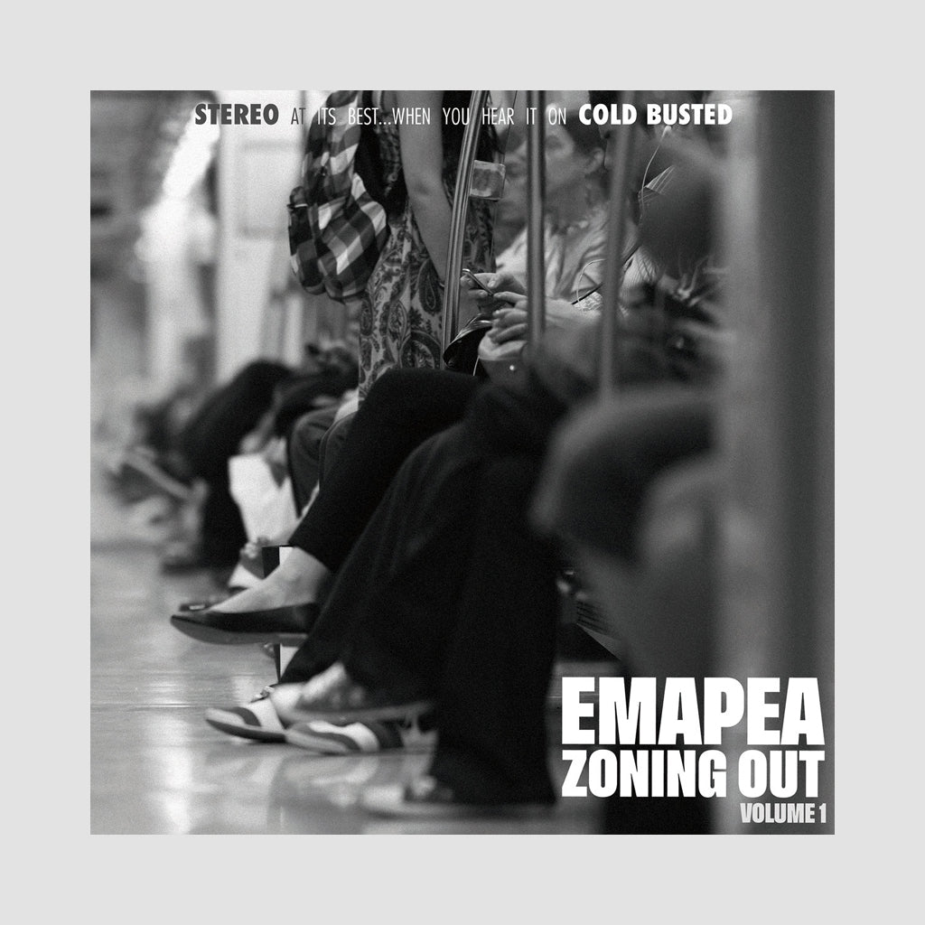 Emapea - 'Zoning Out Vol. 1' [(Black) Vinyl LP]