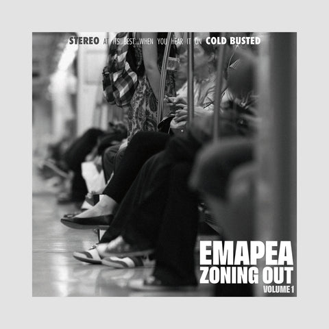 "[""Emapea - 'Zoning Out Vol. 1' [(Black) Vinyl LP]""]"