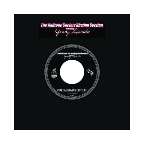 "Halftone Society Rhythm Section - 'Don't Look Any Further/ Caribbean Queen' [(Black) 7"" Vinyl Single]"