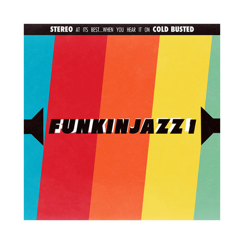 Various Artists - 'Funkinjazz 1' [CD]