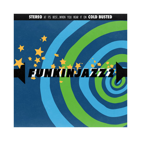Various Artists - 'Funkinjazz 2' [CD]