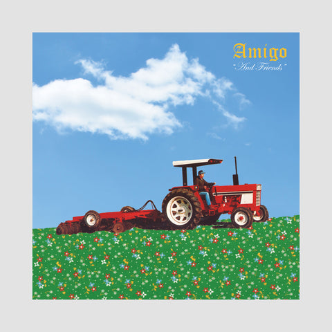 "[""Amigo - 'And Friends' [CD]""]"