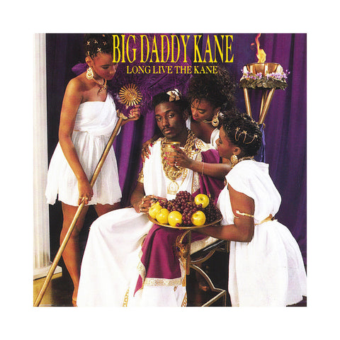 "[""Big Daddy Kane - 'Long Live The Kane' [CD]""]"