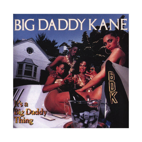 Big Daddy Kane - 'I Get The Job Done' [Streaming Audio]