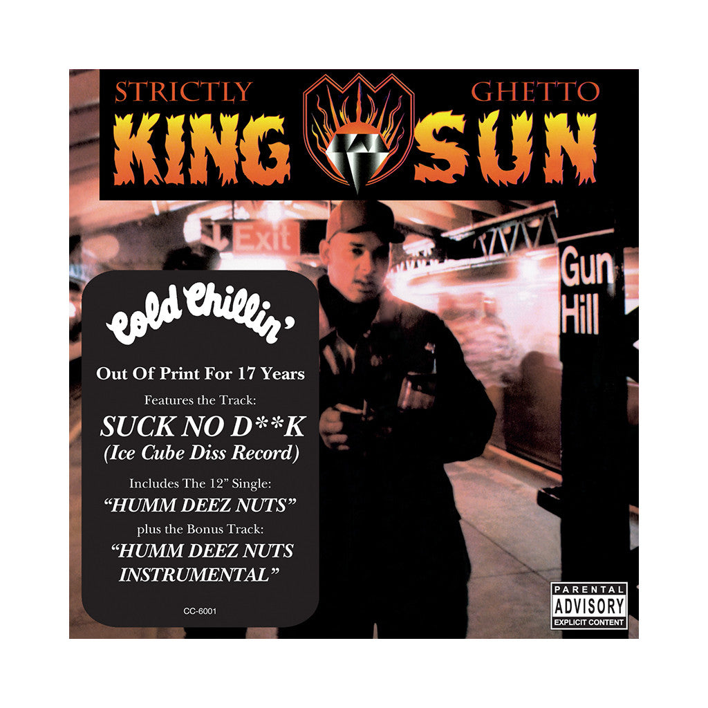 <!--020110809032672-->King Sun - 'Strictly Ghetto' [CD]