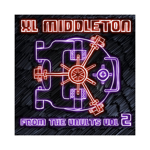 "[""XL Middleton - 'From The Vaults Vol. 2' [CD]""]"