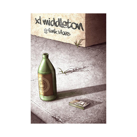 "[""XL Middleton - 'G-Funk Vibes' [Cassette Tape]""]"